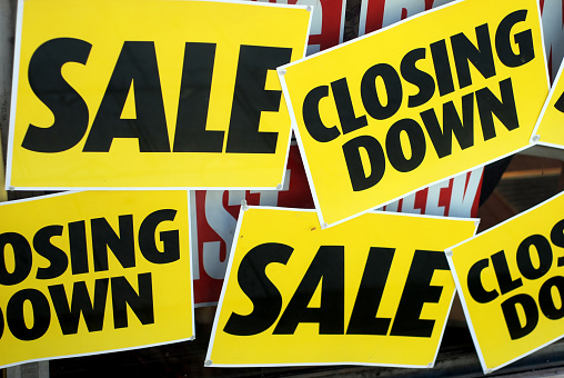 Going Out Of Business「Sales, closing down」:スマホ壁紙(11)
