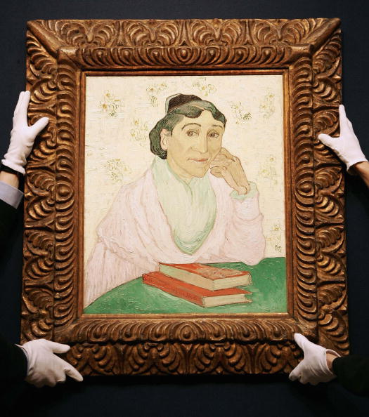 Painted Image「Impessionist And Modern Masterpieces To Go Under The Hammer」:写真・画像(10)[壁紙.com]