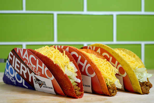 Taco「Taco Bell Menu Items, Headquarters And Restaurant Shoot」:写真・画像(0)[壁紙.com]