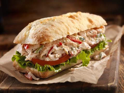 Ciabatta「Chicken Salad Sandwich」:スマホ壁紙(6)