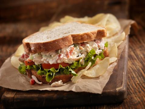 Chicken Salad「Chicken Salad Sandwich」:スマホ壁紙(8)