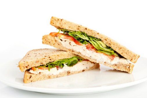 Lunch「Chicken Salad Sandwich」:スマホ壁紙(18)