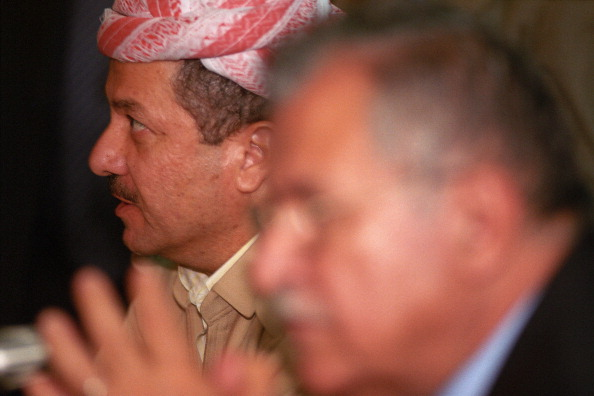 Massoud Barzani「Kurdish Leaders」:写真・画像(3)[壁紙.com]
