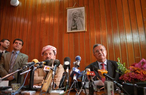 Massoud Barzani「Iraqi Kurdistan Parliament」:写真・画像(0)[壁紙.com]