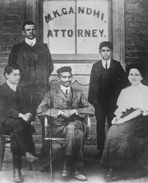 South Africa「Gandhi The Attorney」:写真・画像(9)[壁紙.com]