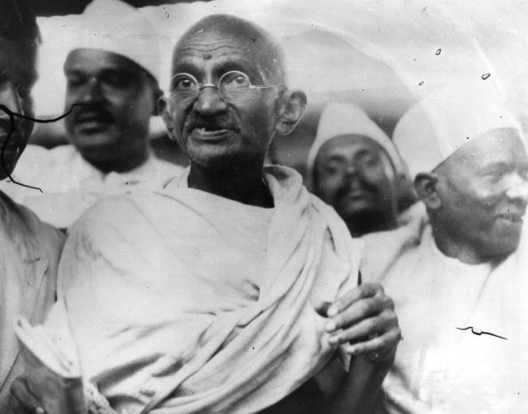Central Press「Mahatma Gandhi」:写真・画像(0)[壁紙.com]