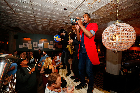 Eddie House「Lollapalooza Artists At Soho House Chicago Pre-Opening With Grey Goose」:写真・画像(17)[壁紙.com]