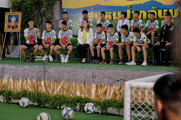 """Thailand「Thailand Cave Rescue For """"Wild Boars"""" Soccer Team」:写真・画像(8)[壁紙.com]"""