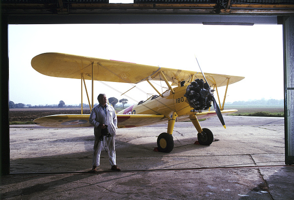 Restoring「Jim Avis Aircraft Pilot And Restorer」:写真・画像(17)[壁紙.com]