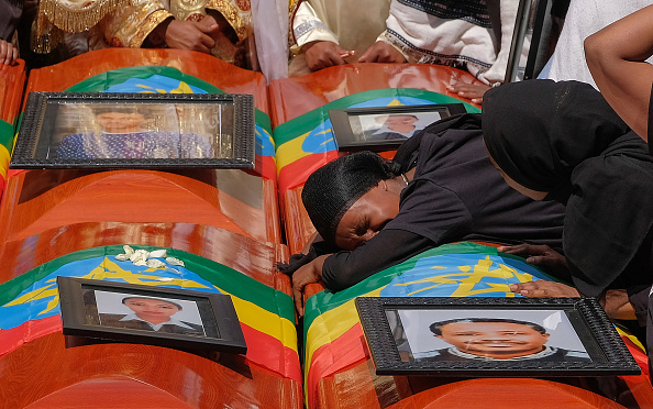 Jemal Countess「Memorial Service For Victims Of The Ethiopian Airlines Crash」:写真・画像(5)[壁紙.com]
