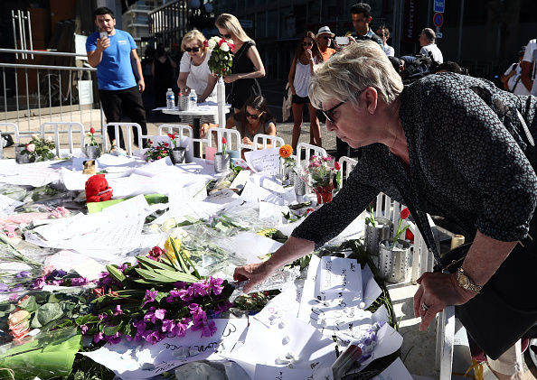 2016 Bastille Day Attack in Nice「France Continues To Mourn The Bastille Day Terror Attack」:写真・画像(15)[壁紙.com]
