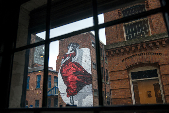 Manchester - England「Women's Suffrage Centenary Is Celebrated In The UK」:写真・画像(19)[壁紙.com]