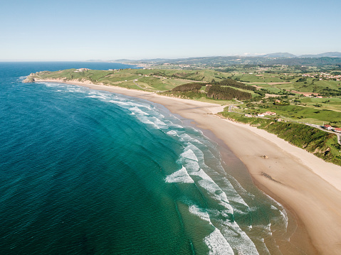 Cantabria「Coastside in Cantabria, north of Spain」:スマホ壁紙(17)