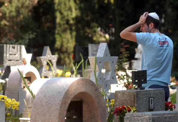 Skull Cap「Jewish Tombstones Desecrated in Rome」:写真・画像(18)[壁紙.com]