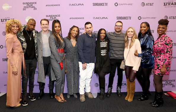 "Kelly public「2020 Sundance Film Festival - ""Bad Hair"" Premiere」:写真・画像(10)[壁紙.com]"