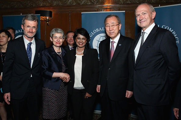UNESCO「United Nations Global Compact 15TH Anniversary Celebration」:写真・画像(13)[壁紙.com]