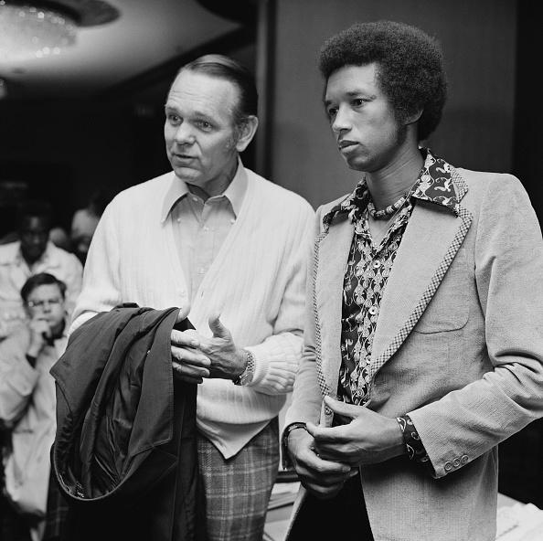 アーサー アッシュ「Kramer And Ashe」:写真・画像(6)[壁紙.com]