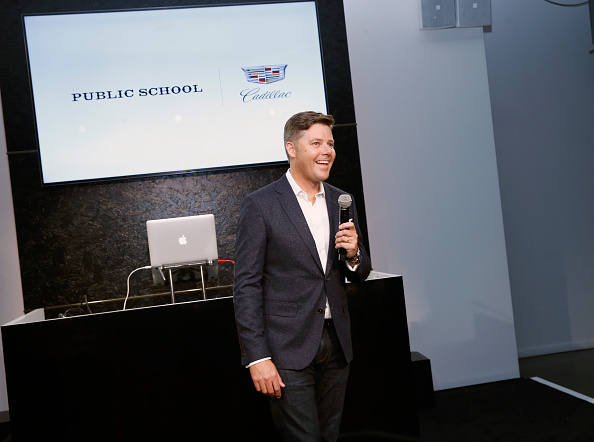 Executive Director「Cadillac Announces Partnership With Public School To Unveil Pre-Fall Collection In Dubai Alongside All-New Luxury Crossover, The XT5」:写真・画像(17)[壁紙.com]