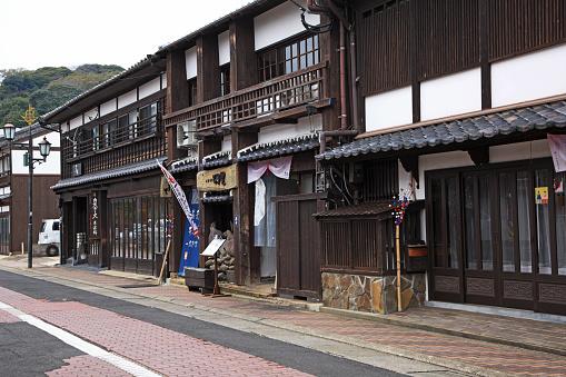 和風「Sakigata Town, Hirado, Nagasaki, Japan」:スマホ壁紙(19)