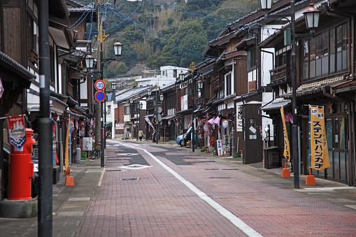 和風「Sakigata Town, Hirado, Nagasaki, Japan」:スマホ壁紙(16)