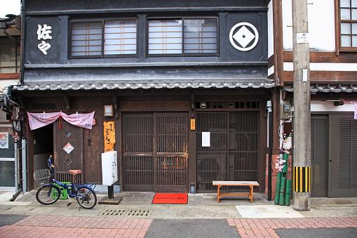 和風「Sakigata Town, Hirado, Nagasaki, Japan」:スマホ壁紙(15)