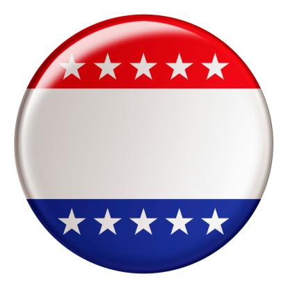 Politics「Badge With Clipping Path」:スマホ壁紙(9)