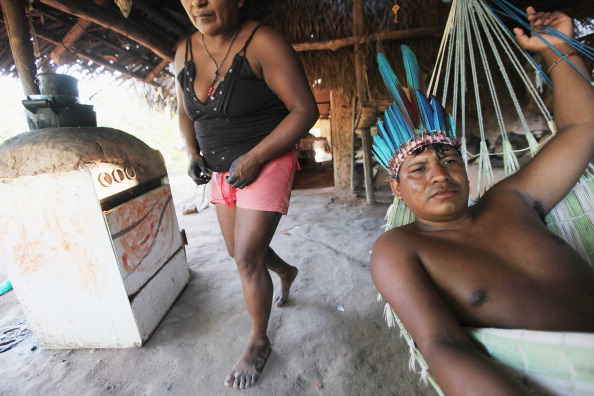 Protection「Brazil Faces Environmental Challenges in Amazon Ahead of Rio+20 Earth Summit」:写真・画像(15)[壁紙.com]
