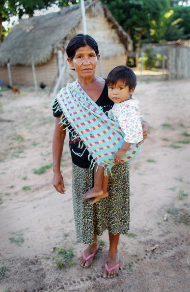 Indigenous Culture「Brazil Faces Environmental Challenges in Amazon Ahead of Rio+20 Earth Summit」:写真・画像(11)[壁紙.com]