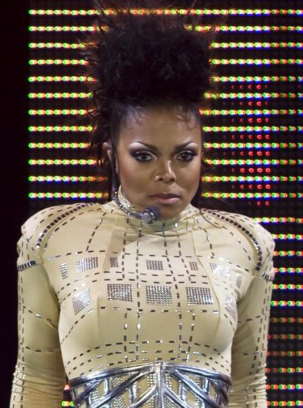"Mohawk「Janet Jackson's ""Rock Witchu"" Tour」:写真・画像(2)[壁紙.com]"