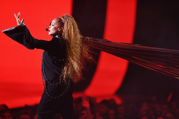 Janet Jackson「MTV EMAs 2018 - Show」:写真・画像(16)[壁紙.com]