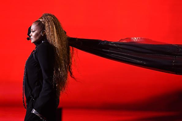 Janet Jackson「MTV EMAs 2018 - Show」:写真・画像(9)[壁紙.com]