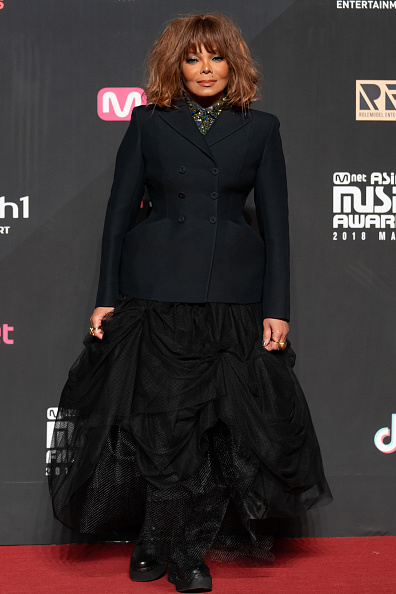 Janet Jackson「2018 Mnet Asian Music Awards in Hong Kong」:写真・画像(3)[壁紙.com]