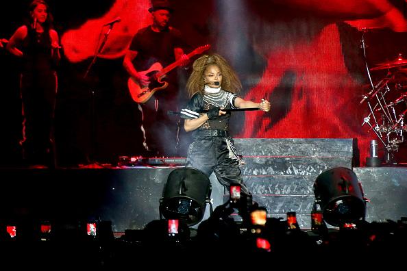 Janet Jackson「2018 Essence Festival Presented By Coca-Cola - Louisiana Superdome - Day 3」:写真・画像(4)[壁紙.com]