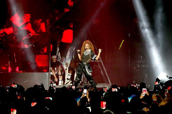 Janet Jackson「2018 Essence Festival Presented By Coca-Cola - Louisiana Superdome - Day 3」:写真・画像(7)[壁紙.com]