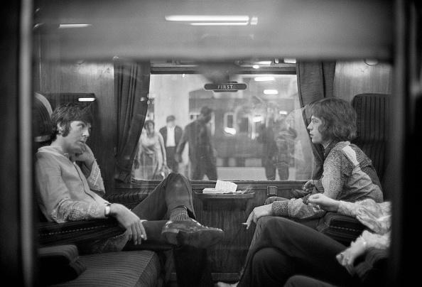 モノクロ「First Class Travel」:写真・画像(8)[壁紙.com]