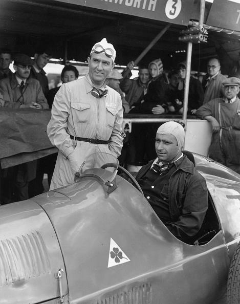 Alfa Romeo「Farina & Fangio」:写真・画像(6)[壁紙.com]