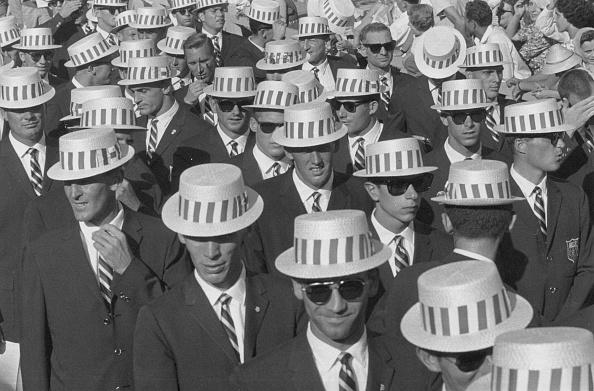 オリンピック「Olympic Hats」:写真・画像(3)[壁紙.com]
