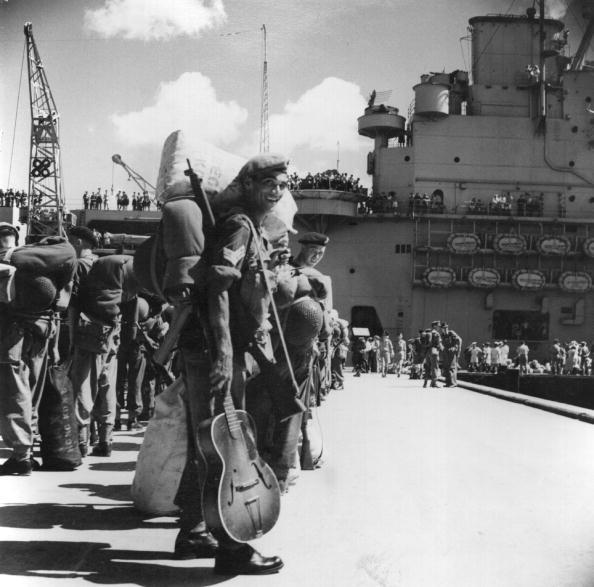 1950-1959「Troops For Korea」:写真・画像(15)[壁紙.com]