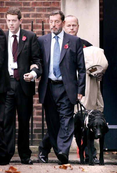 Particle「David Blunkett Resigns From Government」:写真・画像(9)[壁紙.com]