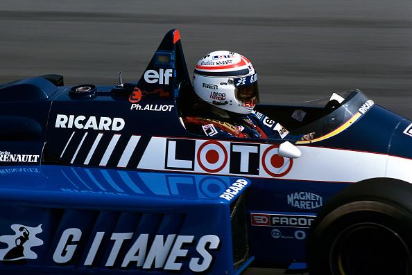 ハンガロリンク「Philippe Alliot, Grand Prix Of Hungary」:写真・画像(7)[壁紙.com]