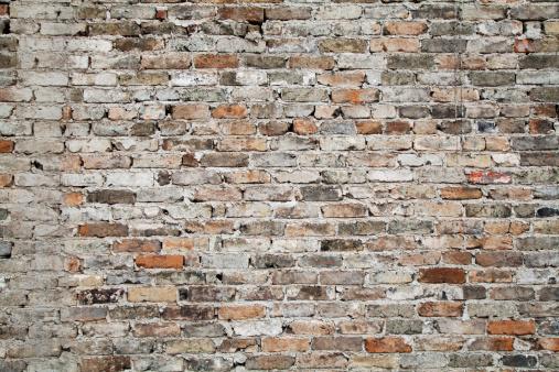 Rock Formation「Old brick wall background」:スマホ壁紙(11)