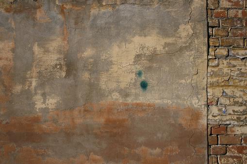 Funky「Old Brick Wall Texture」:スマホ壁紙(10)