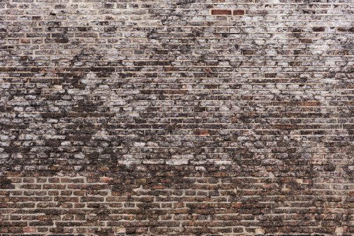 Brick Wall「Old brick wall background texture」:スマホ壁紙(9)