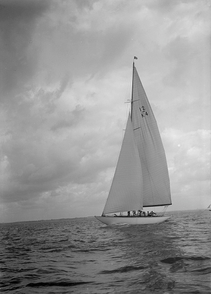 Atlantic Islands「The 12 Metre Bermuda Rig Sailing Yacht Westra」:写真・画像(11)[壁紙.com]