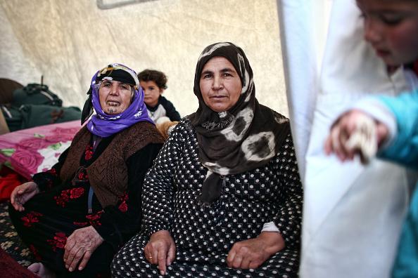 Şanlıurfa「Syrian Refugees Seek Shelter In Turkish Camps」:写真・画像(4)[壁紙.com]