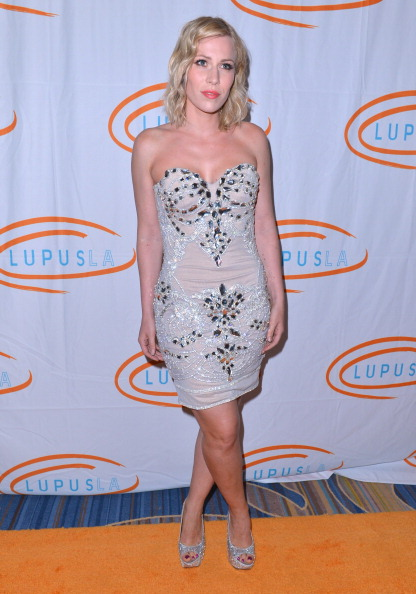 Silver Shoe「12th Annual Lupus LA Orange Ball - Arrivals」:写真・画像(12)[壁紙.com]