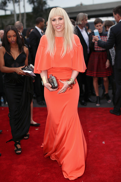 Emm Kuo - Designer Label「56th GRAMMY Awards - Red Carpet」:写真・画像(2)[壁紙.com]