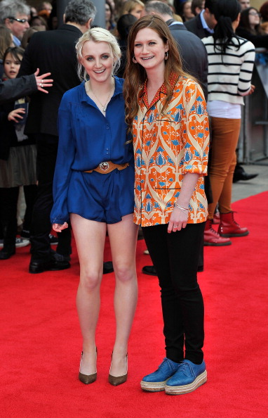 Evanna Lynch「Warner Bros Studio Tour London - Grand Opening」:写真・画像(7)[壁紙.com]