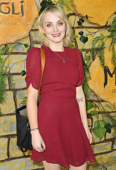 "Evanna Lynch「Premiere Of Netflix's ""Mowgli"" - Red Carpet」:写真・画像(17)[壁紙.com]"