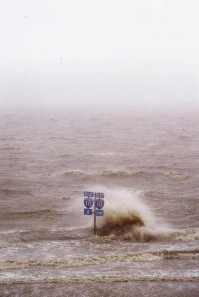 水中写真「Gulf Coast Cleans Up After Hurricane Ivan」:写真・画像(12)[壁紙.com]